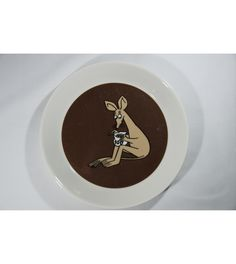 The Plate is in good condition, but has some wear. The Plate is The Plate will be packed with care when shipping. Moomin, Plates, Tableware, Licence Plates, Dishes, Dinnerware, Griddles, Tablewares, Dish