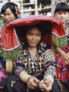 Boli Tribal People, South Cotabato Province, Mindanao, Philippines