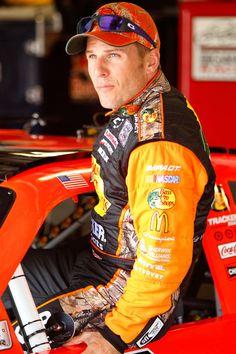 NASCAR Driver - Jamie McMurray. Champion at Lebanon I44 Speedway - Lebanon Missouri