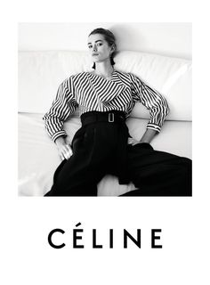 Celine Resort 2016 Campaign (Céline)