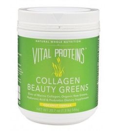 Collagen Beauty Greens - Coconut Vanilla - Vital Proteins