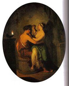 El origen de la pintura- David Allam