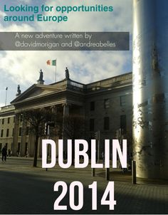 Dublin 2014 by Davidmorigan and andreabelles - Pinned from @Glossi, a free digital magazine creation platform