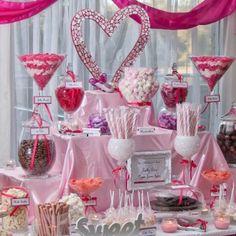 Sweet as love lolly buffet, weddings or parties
