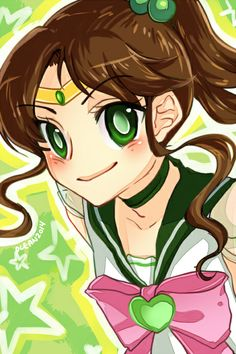 Sailor Jupiter / tumblr