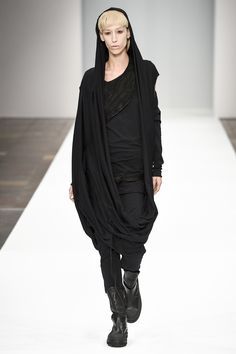 Barbara í Gongini Copenhagen Fall 2016 Fashion Show