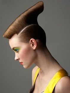 Artistic hairstyling