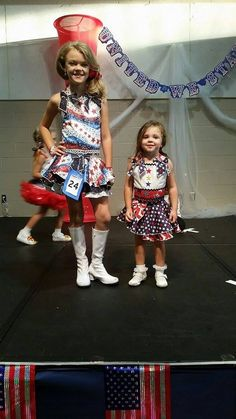 National Pageant Casual Wear. Patriotic Wear. Facebook; Paulina's Pageant Designs