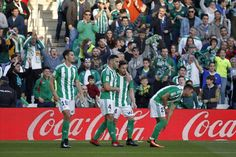 Deportes.- Comenzó el 2017 de la mejor manera posible para el Real Betis Balompié, que se impuso en un buen partido al CD Leganés.