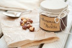 "bitrates: "" Nuts, jar and homemade nutella by 79 ideas on Flickr. """