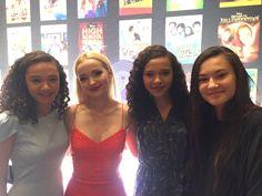 Dove Cameron // 'Adventures in Babysitting' Premiere #100DCOMs