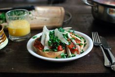 eggs and breakfast on Pinterest   Eggs In Purgatory, Egg Strata and ...