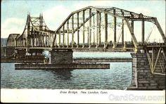 Draw Bridge New London Connecticut