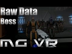 Raw Data Boss Gameplay on Hard Point