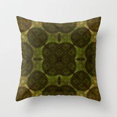 Pseudo Pompous Retro - N. Gogol Throw Pillow by Pseudo Pompous  - $20.00