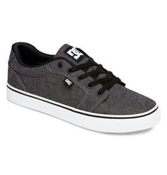 (Nick) dcshoes, Anvil Tx Se Shoes, DARK SHADOW (dsd)