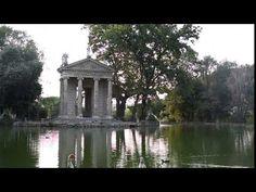 Morgan Capasso fotografo Roma: Villa Borghese Video Clip, Gazebo, Villa, Outdoor Structures, Rome, Deck Gazebo, Cabana, Fork, Villas
