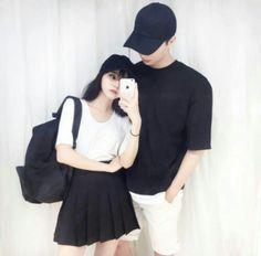 #ulzzang couple