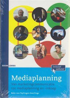 Mediaplanning  Description: Mediaplanning is door het grote aanbod van mogelijkheden steeds lastiger geworden. Het is een uitdagend proces om de juiste media te selecteren zodat zowel de campagnedoelstellingen worden gerealiseerd als de doelgroep wordt bereikt. Dit boek verschaft snel inzicht in het gehele mediaplanningsproces: van mediabriefing het selecteren van de mediumtypen aan de hand van de mediumbeoordelingscriteria media- en planningsschema budgetverdeling tot media-inkoop. Kennis…