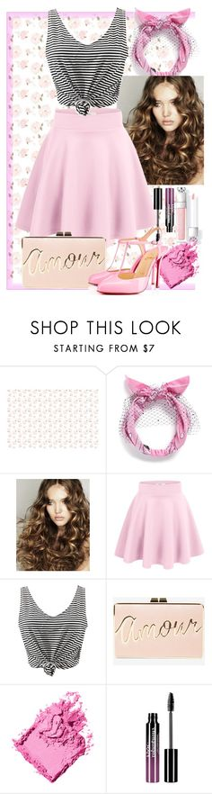 """""""Untitled #220"""" by dj-alykat ❤ liked on Polyvore featuring Piers Atkinson, WithChic, BCBGMAXAZRIA, Bobbi Brown Cosmetics, Charlotte Russe and PAM"""