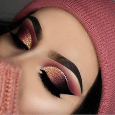In order to transform your eyes and increase your good looks, using the very best eye make-up techniques will help. You need to make certain you put on make-up that makes you look even more beautiful than you are already. Makeup Eye Looks, Eye Makeup Tips, Cute Makeup, Makeup Goals, Gorgeous Makeup, Makeup Inspo, Makeup Art, Makeup Inspiration, Makeup Ideas