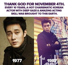 So Jisub, Choi Seunghyun.  Thank you God for blessing this planet with such beautiful men. *whispers* Bless you.