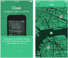 99643086981e63 Social networking has exploded in recent years as users connect with others  sharing aspects about their day to day lives, but there … Cloak app for iOS  ...