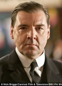 Brendan Coyle North and South and Downton Abbey