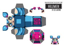 Blog_Paper_Toy_papertoys_Halloween_Gus_Santome_WolfGirl_template_preview