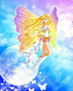 Good Fairy Sailor Moon by ~bloona on deviantART