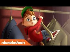 ALVINNN!!! and the Chipmunks | 'First Day Of School' | Nick - YouTube