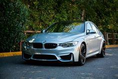 BMW F80 M3 silver