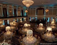 Rochelle & Adam's Winter in Wonderland Wedding at Roosevelt Hotel New York City