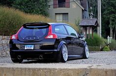C30 looking good in BLACK.