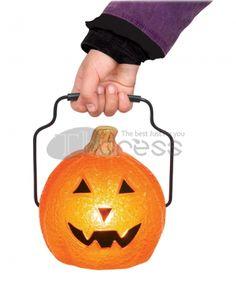 Halloween Portable Crystal Pumpkin Lights 02
