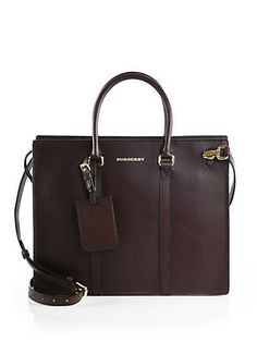 adult life means getting a nice briefcase. A classic Burberry Briefcase. Fashion Handbags, Purses And Handbags, Fashion Bags, Mk Handbags, Burberry Handbags, Burberry Bags, Burberry Prorsum, Crossbody Bag, Satchel