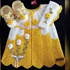 1 # to # 10 # of # how many # did you give # 😋😊 # comment # likes # don't forget # don & # t😍 # # KNIT # # baby knit … – cardigan Crochet Dress Girl, Crochet Baby Dress Pattern, Baby Dress Patterns, Crochet Jacket, Crochet Cardigan, Crochet Baby Sweaters, Crochet Baby Clothes, Baby Knitting Patterns, Baby Overall