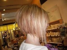 Perfect Blonde Bob Hairstyle