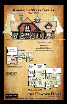 MossCreek, Designers of Luxury Timber Frame, Hybrid and Log Homes.