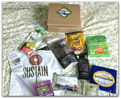 Conscious Box ~ Sustainable, Eco-friendly, Monthly Subscription Service (sponsored) @Conscious Box