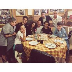Gian, Erney and friends