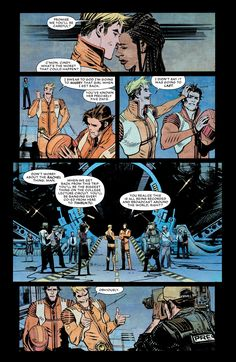 Chrononauts Issue #1 - Read Chrononauts Issue #1 comic online in high quality