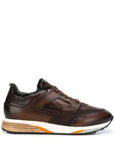 Santoni Tenis Bajos - Farfetch Jordans Sneakers, Air Jordans, Shoes, Shopping, Fashion, Calf Leather, Men's Clothing, Little Girl Clothing, Tennis