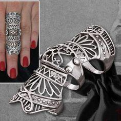 INEL ARMURA DIN OTEL / Steel Armour Ring