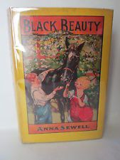 Black Beauty~Anna Sewell~Circa 1924~HBDJ~Illustrated