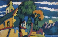 Kandinsky, Von der Heydt Museum, Wuppertal