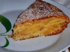 Receitas práticas de culinária: Bolo de maçã Tia Arminda - fica uma verdadeira delicia!