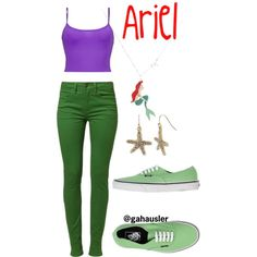 """Ariel"" by gahausler on Polyvore"