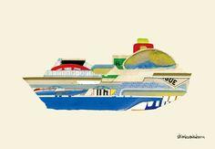 by SHIMIZU TAKAHARU, of Drawing and Manual
