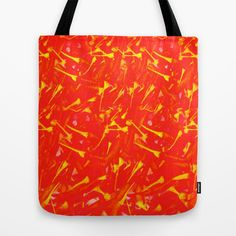 China Tote Bag by Fernando Vieira